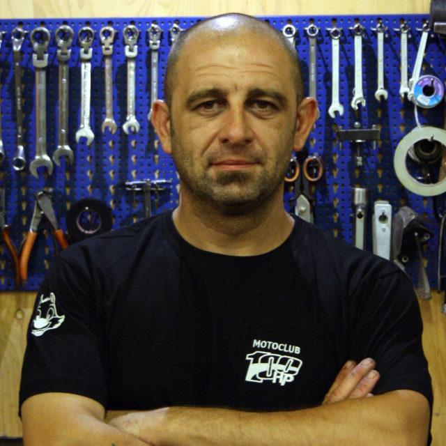"""Alex """"Ferro"""" Ferrara"""